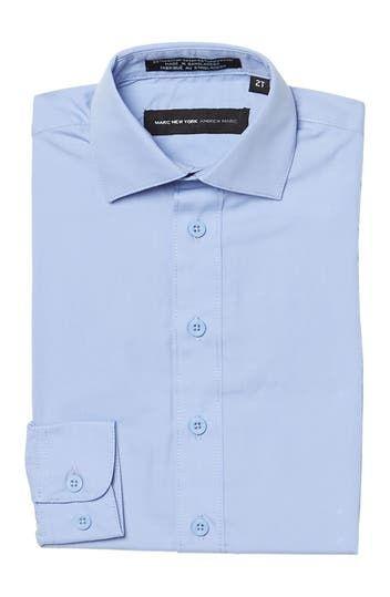 Solid Dress Shirt (Little Boys) Andrew Marc