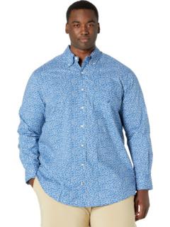 Классическая рубашка с цветочным принтом Big & Tall Nautica Big & Tall