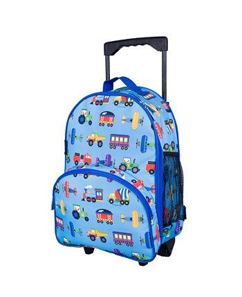 Поезда, самолеты и грузовики, перевозящие багаж Wildkin