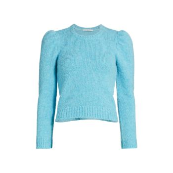 Вязаный свитер Locken с объемными рукавами DEREK LAM 10 CROSBY