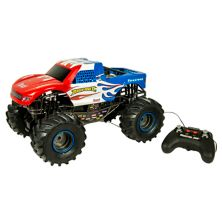 New Bright 1:10 Scale Remote Control Big Foot Monster Truck New Bright