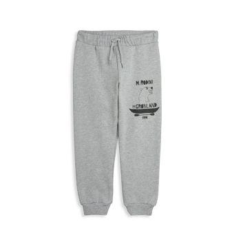 Little Boy's & amp; Спортивные штаны-джоггеры для мальчиков из белого медведя Mini rodini
