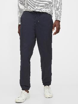Twill Joggers with Washwell™ Gap Factory