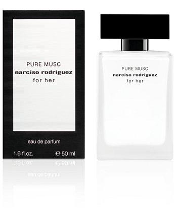 Для ее чистого Musc Eau de Parfum, 1,6 унции. Narciso Rodriguez