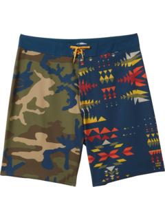 Плавательные шорты Sundays Interchange Pro (для больших детей) Billabong Kids