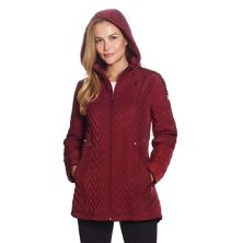Women's Gallery Hooded Quilted Jacket Gallery