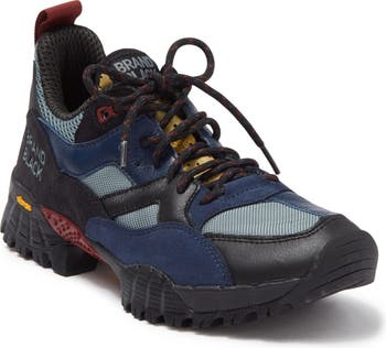 Кроссовки Cresta на шнуровке Brandblack