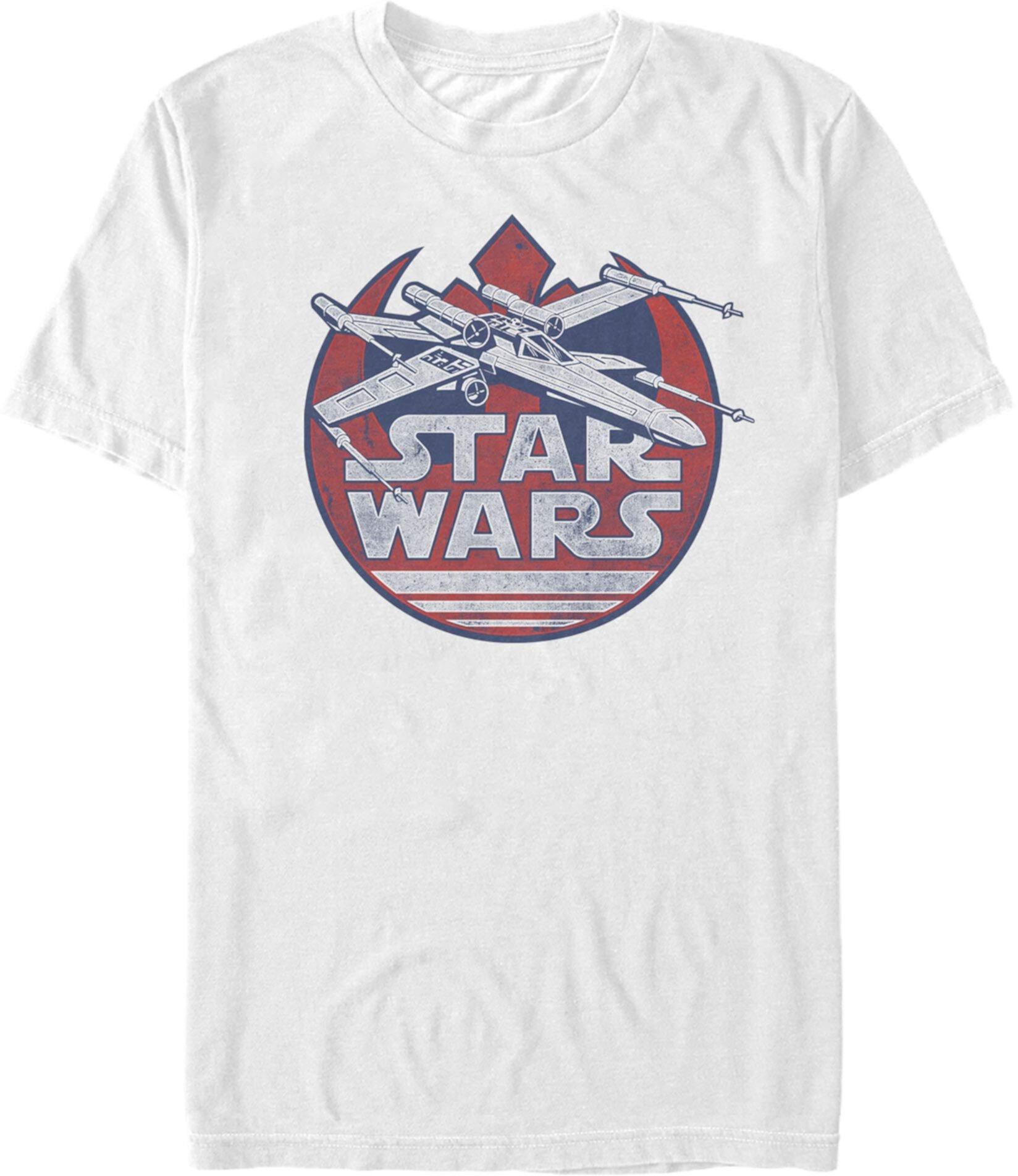 Логотип X-wing Rebel Disney