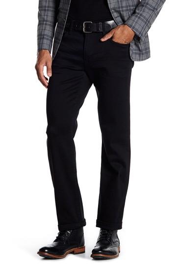 Классические однотонные джинсы с прямыми штанинами Joe's Jeans