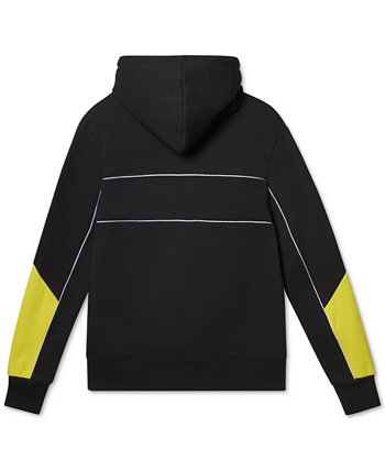 Men's Mike Colorblocked Piped Hoodie WeSC