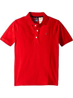 Рубашка поло с магнитными пуговицами (Маленькие дети / Большие дети) Tommy Hilfiger Adaptive