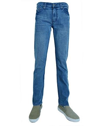 Модные мужские зауженные джинсы из денима Flypaper