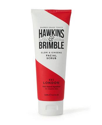 Скраб для лица Hawkins & Brimble