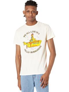 Футболка Yellow Submarine Vintage Black Label The Original Retro Brand