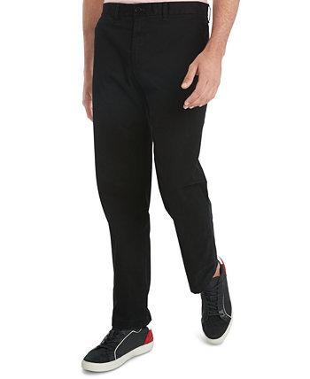 Мужские брюки TH Flex Stretch Custom-Fit Chino, созданные для Macy's Tommy Hilfiger
