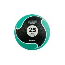Champion Sports PRM25 25 lbs Rhino Elite Medicine Ball, Green Champion