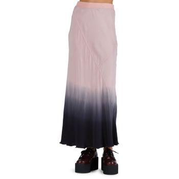 Silk Charmeuse Ankle-Length Skirt ATM Anthony Thomas Melillo