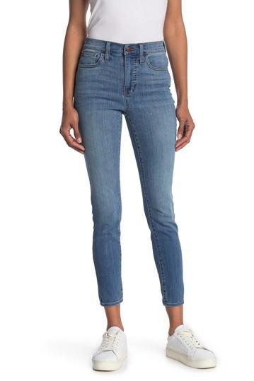 High Rise Skinny Jeans Madewell