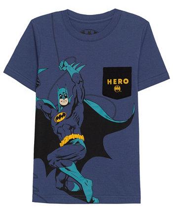Футболка Toddler Boys Gotham Hero Hybrid