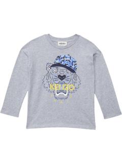 Tiger T-Shirt (Little Kids/Big Kids) Kenzo Kids