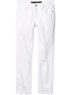 The Markie Fit в белом (Маленькие дети / Большие дети) Joe's Jeans Kids
