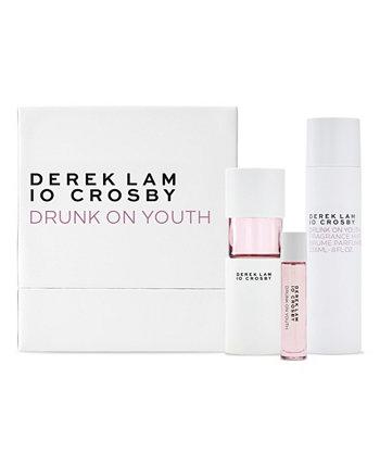 Женский подарочный набор из 3 предметов Drunk on Youth DEREK LAM
