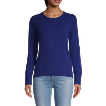 Кашемировый свитер Qi Cashmere