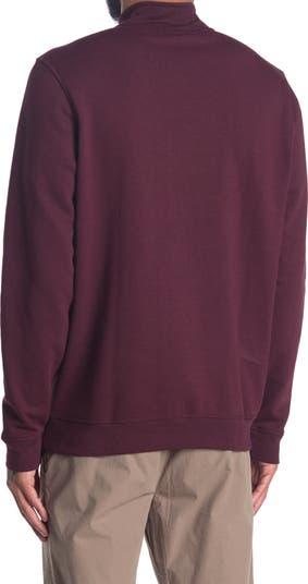 Пуловер из флиса на молнии 1/4 Tailor Vintage