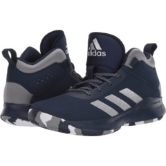 Cross Em Up 5 Wide Basketball (Маленький ребенок / Большой ребенок) Adidas Kids