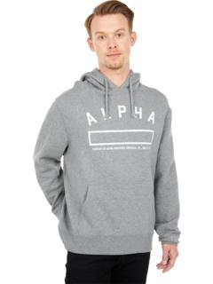 Худи Alpha Property Alpha Industries