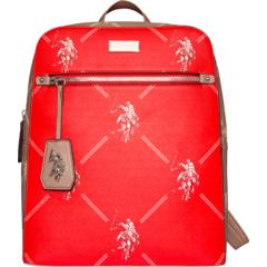 Фирменный рюкзак с цветными блоками U.S. POLO ASSN.
