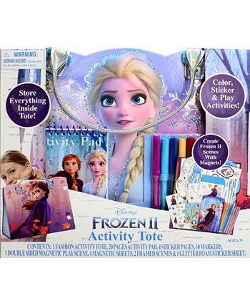 Набор сумки для занятий спортом Frozen