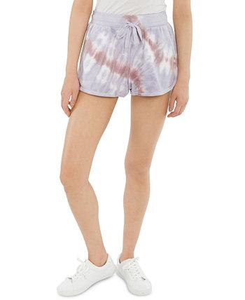 Юниорские спортивные шорты без застежки с завязками Hippie Rose