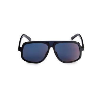 59MM Square Sunglasses DSQUARED2