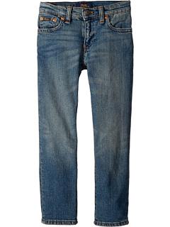 Прямые эластичные джинсы Hampton (маленькие дети) Ralph Lauren
