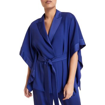Куртка с запахом Elegante Flavia Frisottino Marina Rinaldi, Plus Size