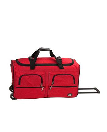 36-дюймовая дорожная сумка для регистрации Rockland