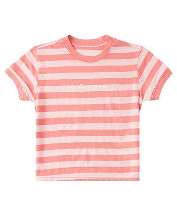 Toddler Girls Sun Kissed Babes T-shirt Roxy