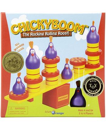 ChickyBoom Blue Orange Games
