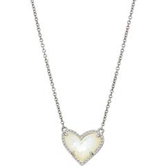 Короткое ожерелье с подвеской Ari Heart Kendra Scott