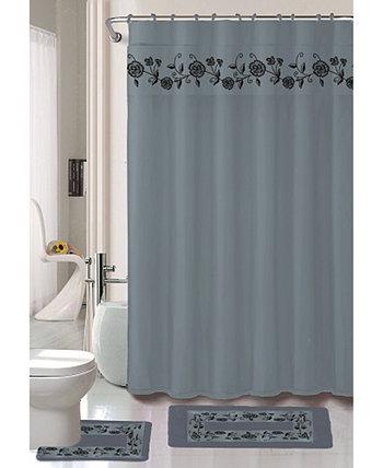 Вера 18-шт. Душевой набор Popular Bath