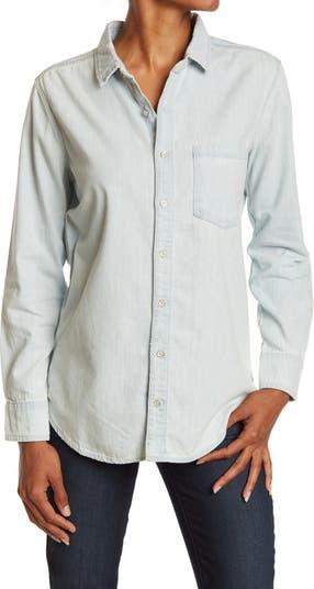 Manhattan Long Sleeve Button Down Shirt DL 1961