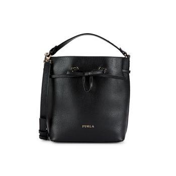 Кожаная сумка Costanza на шнурке Furla