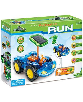 Роботизированная пробежка Greenex своими руками Tedco Toys