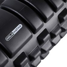 HolaHatha High Density Hollow EVA Foam Roller for Muscle Massage Recovery HolaHatha
