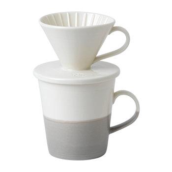 Кофейная студия, одноместный набор «Pour Over», 19 унций Royal Doulton