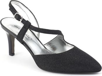 Lucia Pump - Multiple Widths Available David Tate