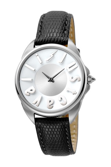 Женские кварцевые часы с логотипом, 34 мм Just Cavalli