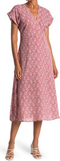 Длинное платье с цветочным принтом Wishlist
