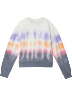 Tie-Dye Sweatshirt (Big Kids) Blank NYC Kids